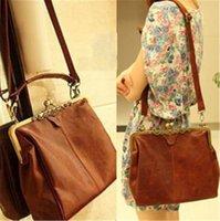 Wholesale Hot sale women messenger bags Bolsas antiquates bag fashion vintage small bags cross body mmobile women s handbag bag