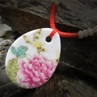 best flash accessories - Ethnic Clothing Jewelry Accessories Gifts Best Selling Handmade Flash Round Women s Ceramic Pendants Necklace