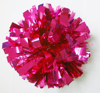 cheerleading pom poms - Game pompoms Cheering pom pom High quality Cheerleading supplies Color can choose