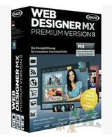 web design - MAGIX Web Design Software Xara Web Designer MX Premium v8 English version