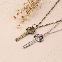 apartment prices - Shelock Holme necklaces pendants top quality b apartment key retro necklaces pendants for gift factory price new promotion