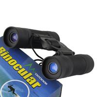 Wholesale 22X30 m Mini Sports Optics Binocular Telescope Spotting Scope for Outdoor Hunting Camping Hiking Traveling Concert