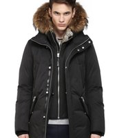 men winter down coat jacket - Mackage men s clothing down jacket new down coat EDWARD F4 WINTER DOWN COAT WITH FUR HOOD AND LEATHER DET color top qualiity