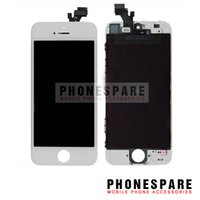 Wholesale 10pcs Replacement Digitizer Assembly LCD Touch Panels For Iphone C S LCD Screen DHL Free