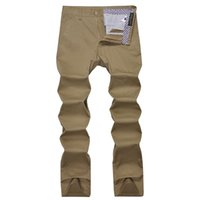 big mens work pants - Fashion Brand Mens Pants Work Men Pants Formal Dress Long Trousers Men Cargo Pantalones Big Size AJ5036
