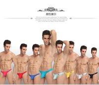 Briefs mens thong underwear - 2015 new briefs mens man underwear JQK convex men s underwear sexy thong pants pocket Ding sexy underwear