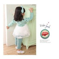 Cheap 2015 kids skirts Children Clothing Autumn Fashion toddler girl clothing Three piece Suit Clothing kids dresses