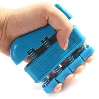 Wholesale New Hand Finger Forearm Wrist Exerciser Grip Strengthener Rehabilitation Therapy