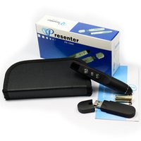 page up - Free Epacket Shipping Wireless Laser Pointer Fantastic Presentation Device Remote Control with Page Up and Down Function