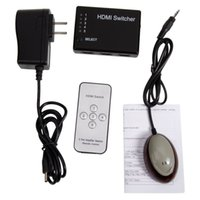 Wholesale Port HDMI Cable Switch Switcher Selector Splitter