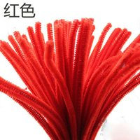 Wholesale Creative Arts Chenille Stem Red Chenille Craft Stems Pipe Cleaners mm x Inch unit