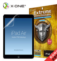Wholesale X ONE Extreme Shock Eliminator Screen Protector rd Generation FOR i pad pro