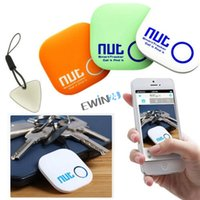 Wholesale High quality Smart Tag Bluetooth Nut Tracker Bag Wallet Key Tracer Finder GPS Locator Alarm