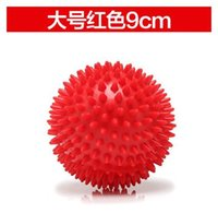Wholesale Custom design Print logo cm feet massage ball stress reliever physical pain trigger point massage health care sports toys