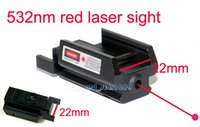 Wholesale Brand new Compact Red Dot sight red Laser fit for gun PISTOL Glock