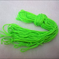 Wholesale YOYO String Rope for Magic yoyo Alloy Aluminum Professional Yo Yo Toy Green Color