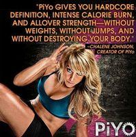 Wholesale PiYo PIYO by Chalene Johnson fitness dvd Workout DVD Set