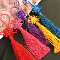 Cheap Chinese knot stream Su Suizai multicolor jewelry   costume Chinese clothes kimono   clothing accessories and auxiliary materials diy