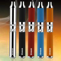 vapor pens - Original Yocan Evolve Wax Vaporizer Herbal Starter Kit mah eGo Thread Quartz Dual Coils dry herb vapor Pen vs Xvape DHL Free TZ631