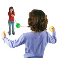 Wholesale Children s toys jumbo speed balls through pulling the ball indoor and outdoor games toy gift