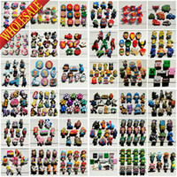 plastic clogs - large wholesle cartoon shoe charms shoe accessories jibbitz shoe charms fit wristbands croc shoe with holes kids toy gift