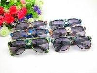 baby eyeglasses frames - Fashion Children Sunglasses Boys Girls Kids Baby Child Sun Glasses Goggles UV400 glasses camouflage color Eyeglasses styles