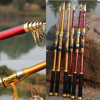 Wholesale high quality AAA fishing rods Superhard carbon material for sports outdoors accessories spinning rods m m m m