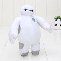 animal games for kids - 7 cm Big Hero Baymax Stuffed Plush Animals Toys Christmas Gfit for kids