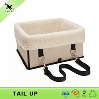 Wholesale Foldable Easily Portable Pet Booster Seat Dog car seat