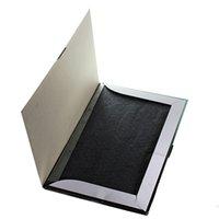 Wholesale 100pcs Stencil Transfer Carbon Paper Copy Hectograph Repro A4 cm Black