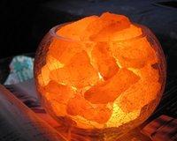 salt crystal lamps - 20pcs a bag Air handler radiation anion salt crystal lamps natural health salt crystal lamps dimmable creative lamp energy lamp Binglie
