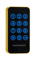 Wholesale Touch Keypad Password RFID Card Key Metal Digital Electronic Cabinet locker lock PW