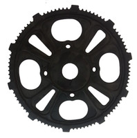 Cheap strida bike accessory synchronous bike freewheel with very good quality and suits for M8 bicycle chain belt