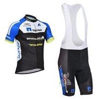 trek - NEW Netapp team cycling jersey cycling wear cycling clothing shorts bib suit Netapp B men trek cycling jersey sets