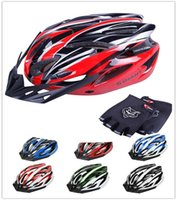 bicycle helmets cheap - road cycling helmet send glove cm bicycle accessories cheap colors bicycle helmet
