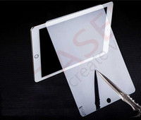 Wholesale 2 D Tempered Glass H MM Screen Protector Film for iPad Pro Air Air Mini