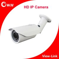 Wholesale CWH W6202C20L9V P MP mm Vari lens IP Camera with Bracket and white color and M IR Distance security waterproof IP Camera
