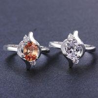 anillos de plata - Aneis Silver Jewelry Vintage Eyes Rings For women Bague Anillos De Plata Sterling Silver Finger Ring JZ5509 LKNSPCR646