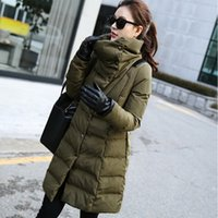 womens leather jackets - New Winter Coats for Women Pu Leather Stitching Cotton Padded Jacket Womens Winter Long Down Parkas Thick Warm Outerwear Coat S XXXL