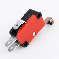 Wholesale 10 Micro Limit Switch Long Hinge Roller Momentary SPDT Snap Action