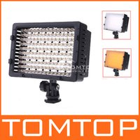 best camcorder light - Best Selling CN LED Video Camera Light DV Camcorder Photo Lighting K For Canon Nikon Drop Shipping