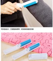Wholesale portable washable dust drum stick hair hair removal device clothes sticky roller can be circulating