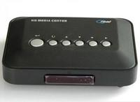Cheap car HDMI-MP5 HD MEDIA PLAYER-RM RMVB-USB HDD SD MS-MP3-AVI FREE SHIPPING