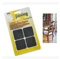 Wholesale 4cm pvc square furniture protection cushion part chair mat home decoration