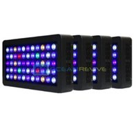 aquarium led lighting - Promotion Price OceanRevive Full Spectrum Dimmable W W LED Aquarium Light Lamp W LEDs Fixture Lighting for Grow Cor