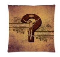 bible verse gifts - Hot Sale Custom Flannel Bible Verse Cotton Zippered Linen Gift Single Pillow Case Standard Size