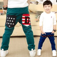 baby jogger brand - New Baby Boy s Spring Autumn Long Pants Y Children s Clothing Brand Korean Styling Casual Cotton Printed Joggers