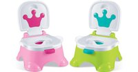 kids plastic chair - Kid baby toilet new design child children portable to carry potty chair with music Plastic stinkpot
