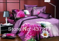 band comforters - band new chrysanthemum floral bedding polyester full queen pc duvet cover set or pc comforter sets with quilt covers bed sheet