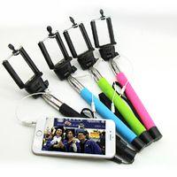 Cheap Wired Monopod Selfie Best handheld stick